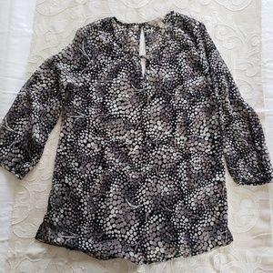 Polckadot blouse